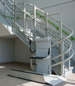 Omega Wheelchair Lifts